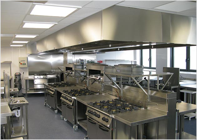 repair commercial catering equipment